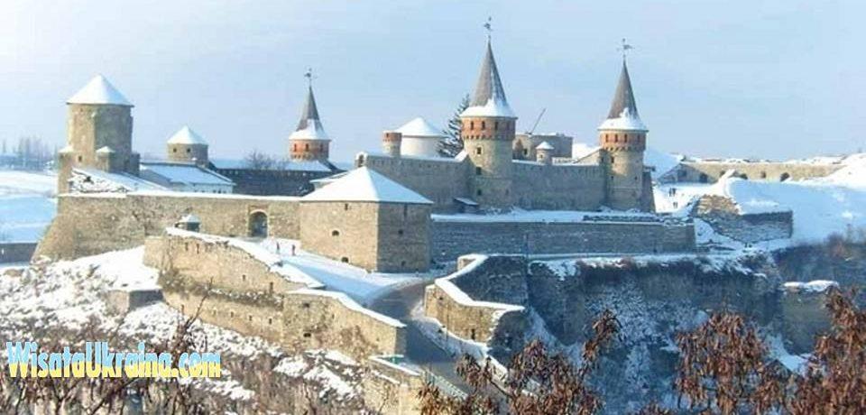 Benteng Kamianets Podilskyi