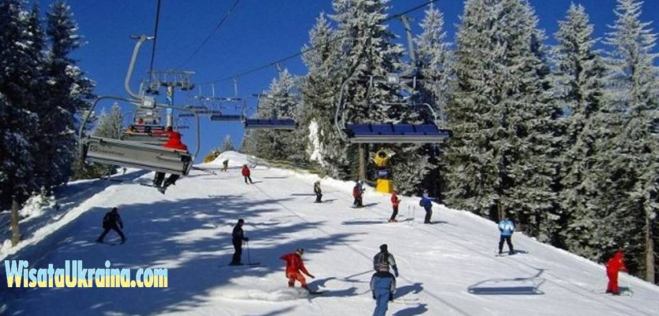 Ski Resort di  Bukovel