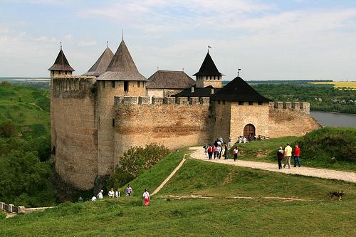 Khotyn-Fortress