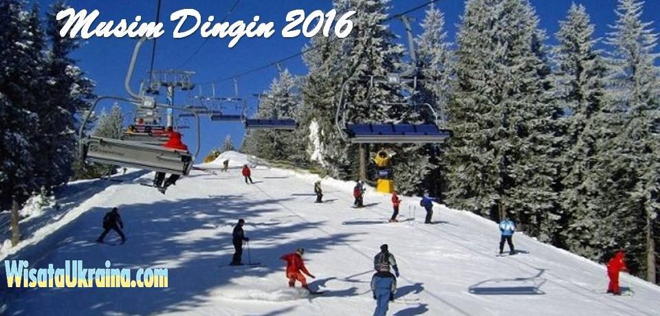 Ski Resort di  Bukovel