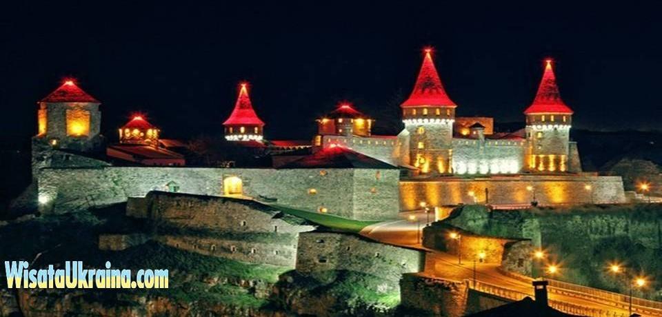 Benteng Kamianets Podilskiy