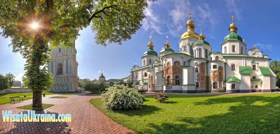 Katedral Saint Sophia di Kiev
