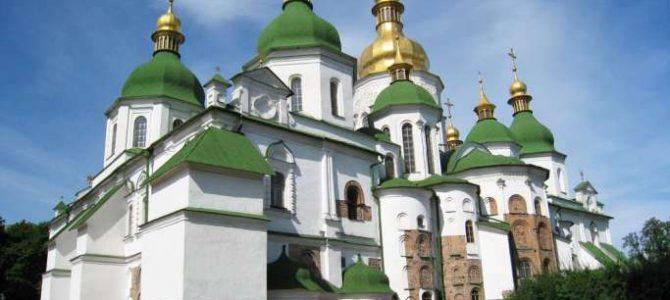 Agama di Ukraina