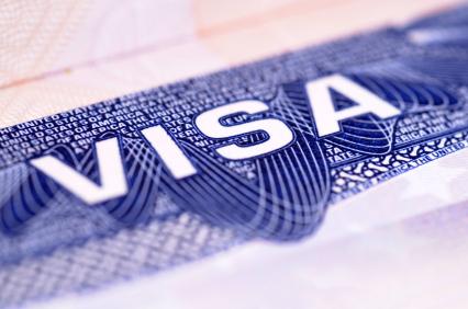 Visa Ukraina untuk program AIESEC