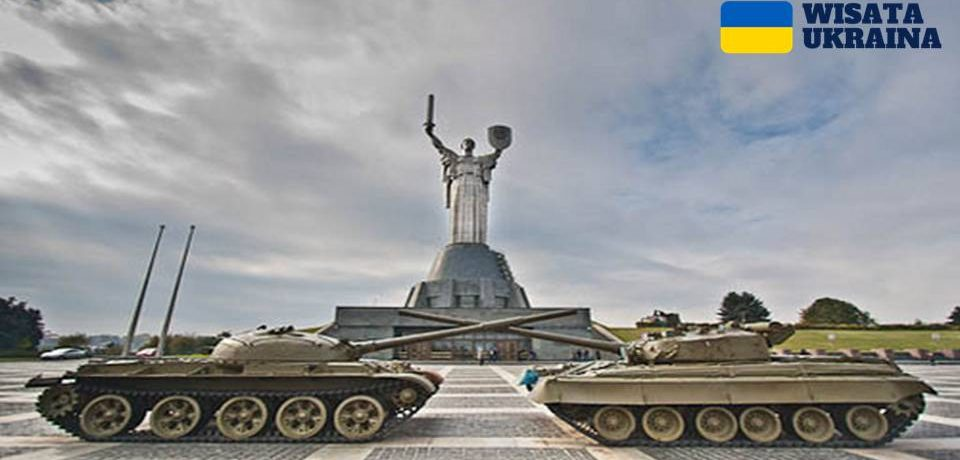 The Motherland Monument Kyiv
