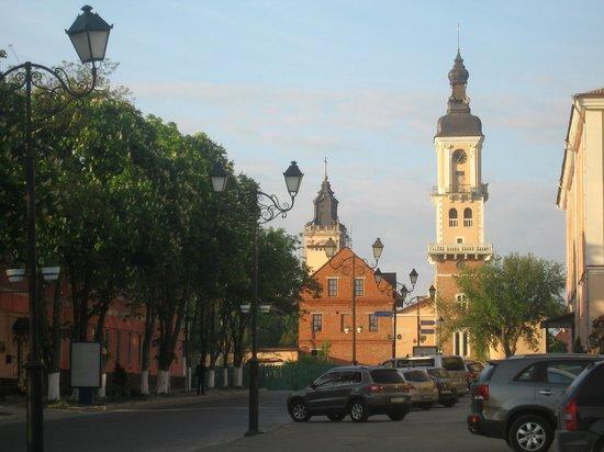 kamenet-s-podolsky-old-town