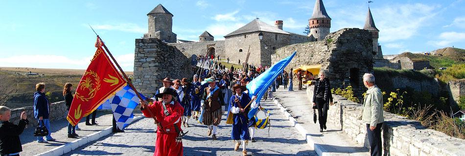 kamianets-podilskyi-castle-ceremony