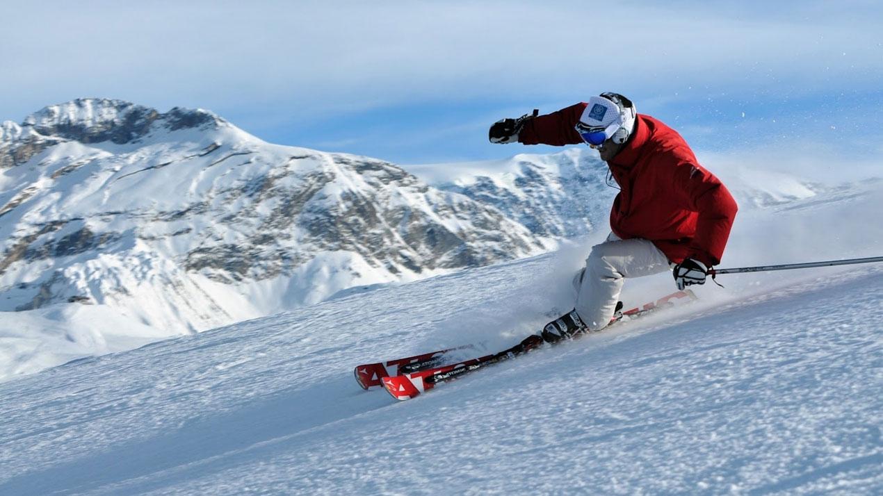 ski holiday bukovel