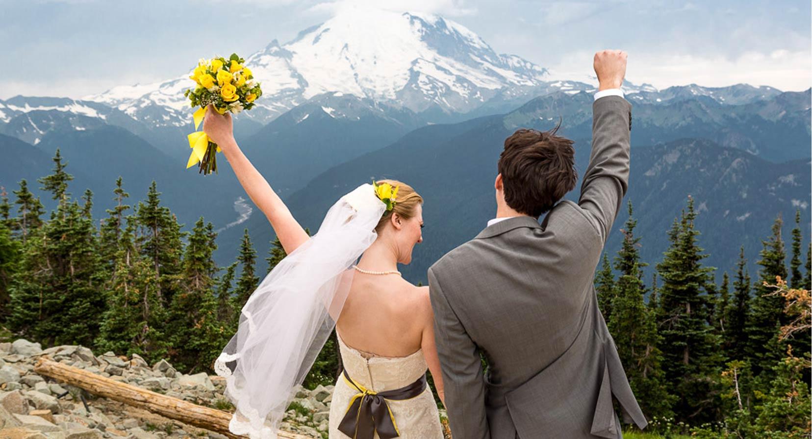 wedding in Carpathians